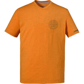 Schöffel Nuria1 Camiseta Hombre, orange pepper